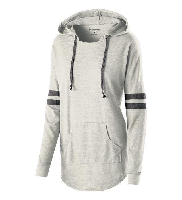 Holloway Woman's Hooded Low Key Pullover