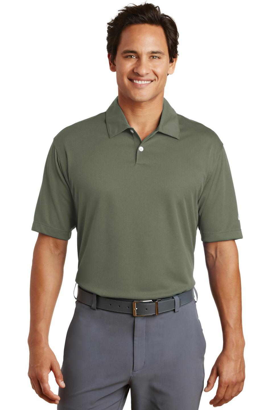 Nike Men's Dri-FIT Pebble Texture Polo