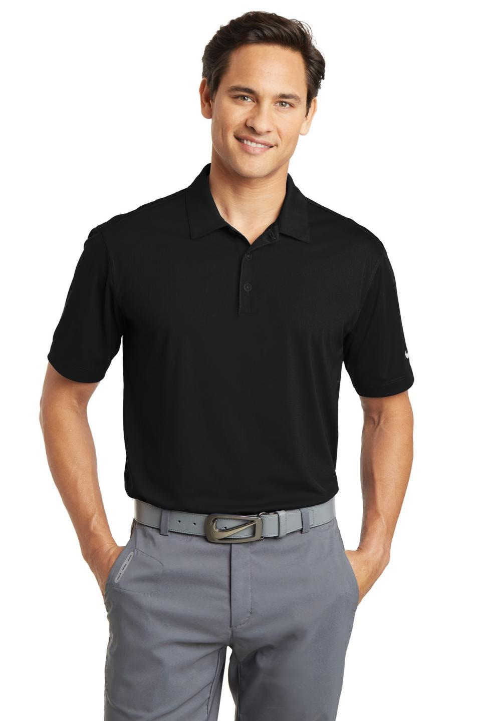 Nike Men's Dri-FIT Vertical Mesh Polo