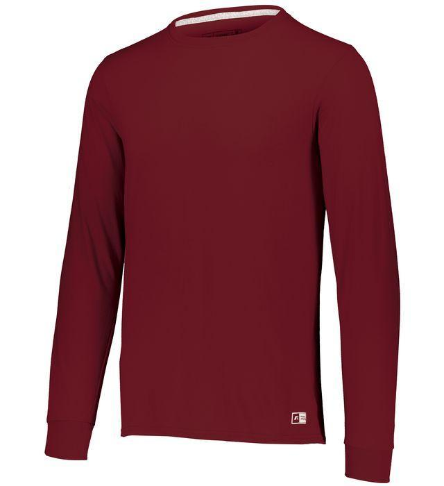 Russell Athletic Men's Essential Long Sleeve Tee