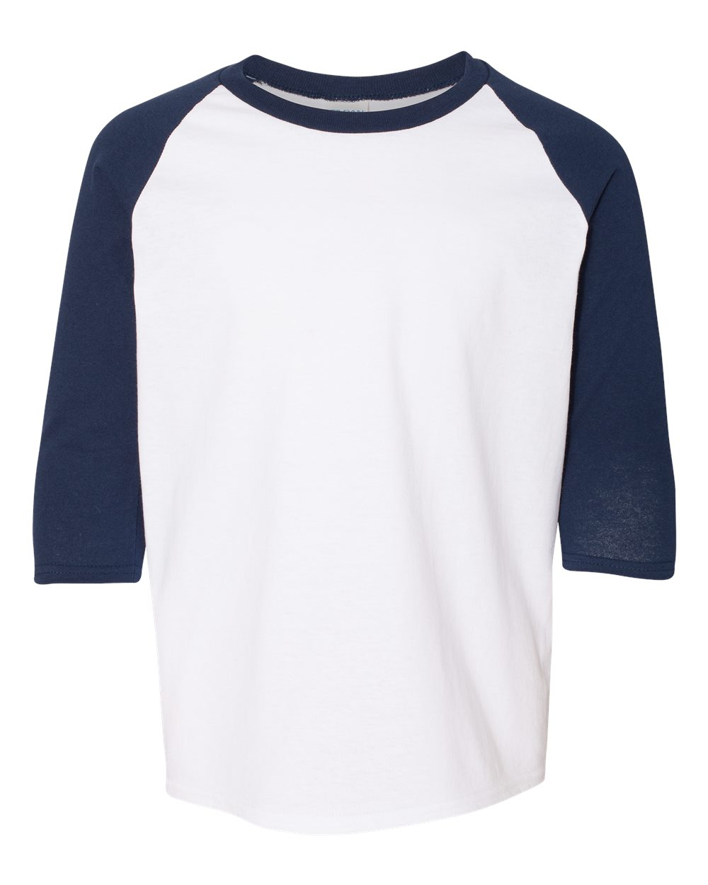 Youth Heavy Cotton™ 5.3 oz. 3/4-Raglan Sleev