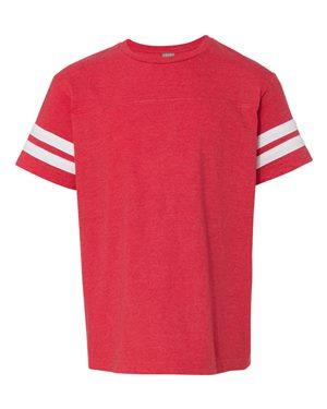 Youth Football Fine Jersey T-Shirt