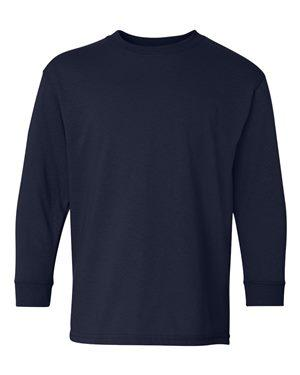 Youth Heavy Cotton™ Long Sleeve T-Shirt