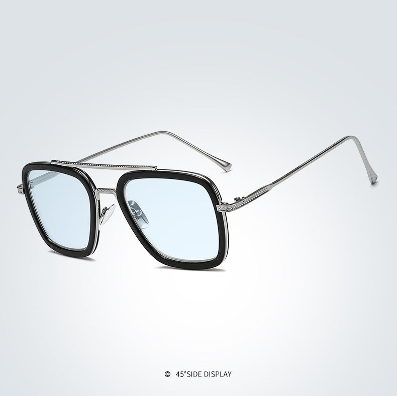 Tony Stark For The Next Iron Man Sunglasses Edith Looksmine Connect with friends, family and other people you know. looksmine