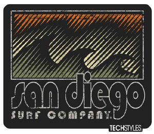 Jagged Sticker