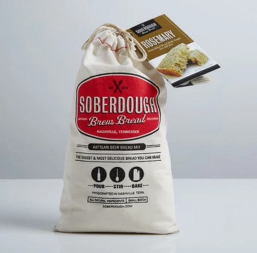 Soberdough Rosemary Brew Bread