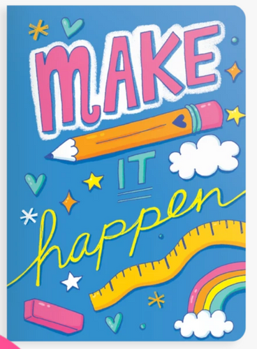 Jot-It! Notebook/Make It Happen