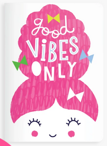 Jot-It!Notebook/Good Vibes