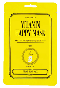 Vitamin Happy Mask