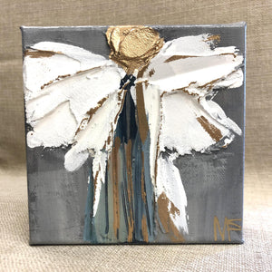 MS 5x5  Angel Canvas Artwork