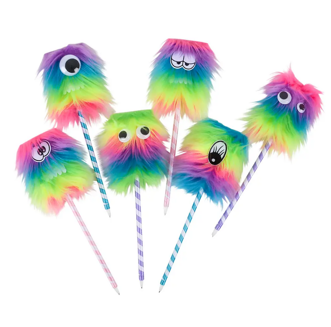 Rainbow Monster Pen