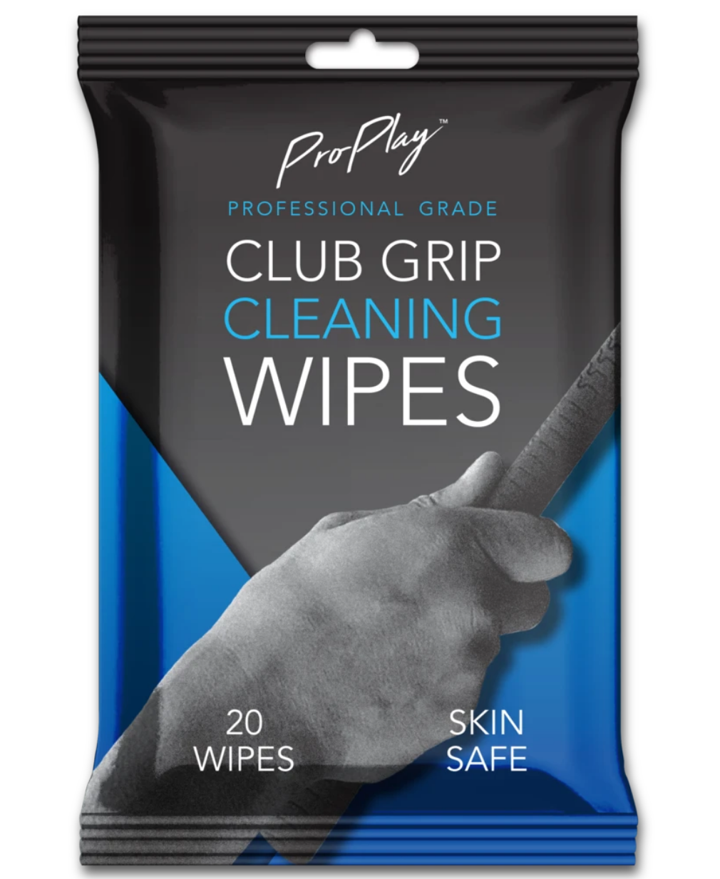 Club Grip Cleaning Wipes