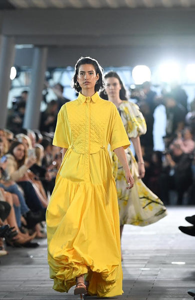Colour Trend at The Mercedes Benz Fashion Week | The Annex