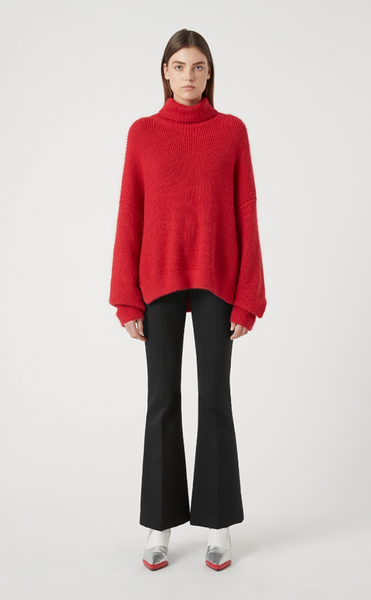 Hally Turtleneck | The Annex | C&M