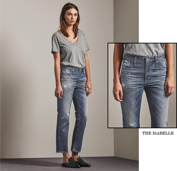 THE ISABELLE DENIM JEANS BY AG DENIM | THE ANNEX MT HAWTHORN