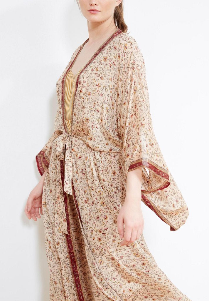The Candace Kimono by Mes Demoiselle at The Annex