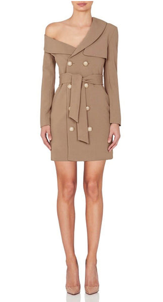 Jordyn Blazer Dress | Misha Collection