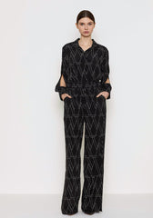 Sequence Split Pant - The W Print