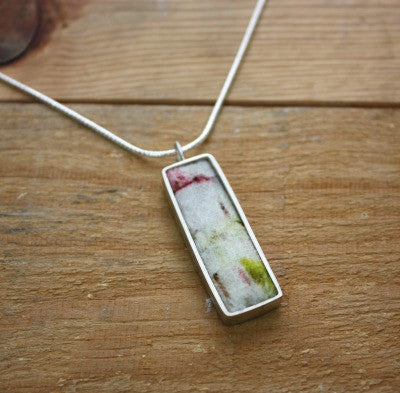 'Breathe' necklace