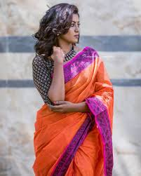Multi color soft silk saree WS-2195