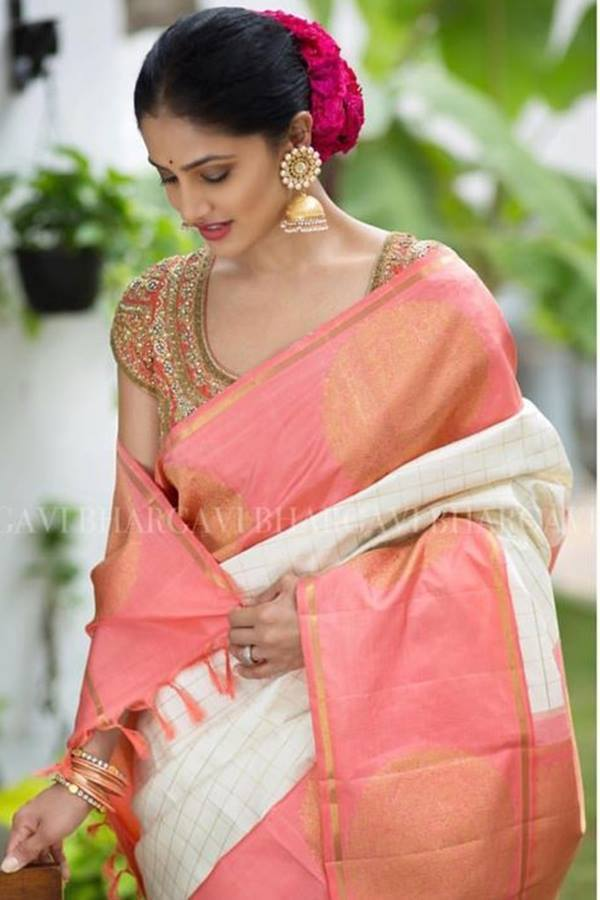Women Store Multie Color soft Silk Saree Ws-008