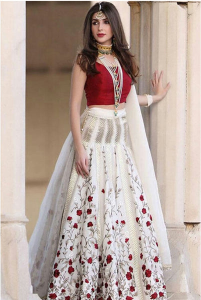 WOMEN STORE MULTI COLOUR DESIGNER LEHENGA CHOLI WS-512