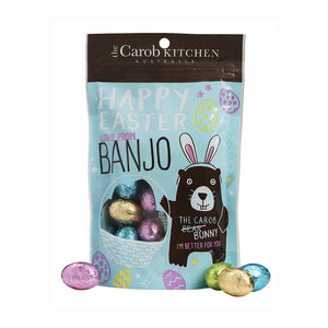 Banjo The Carob Bunny | Mini Egg Gift Bag
