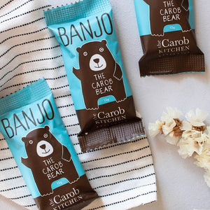 Banjo The Carob Bear | 12 x 8 Packs