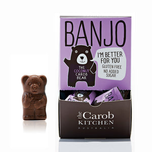 Banjo The Coconut Carob Bear | 50 Bear Carton