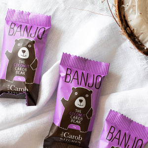 Banjo The Coconut Carob Bear