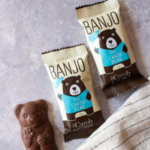 Banjo The Vegan Carob Bear
