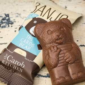 Banjo The Vegan Carob Bear | 50 Bear Carton