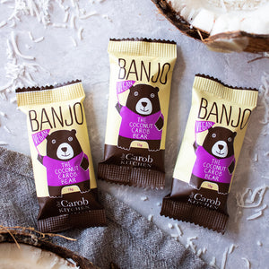 Banjo The Vegan Coconut Carob Bear
