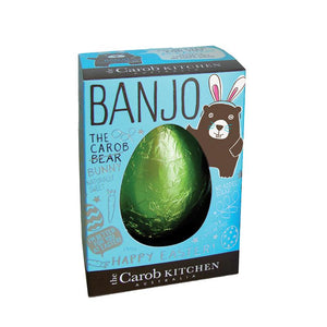 Banjo The Carob Bunny | Easter Egg Green