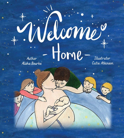 Welcome Home - Paperback