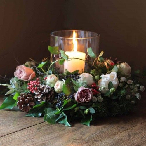 Seasonal Flowers for the Table -Cotswolds - 30th October 2020