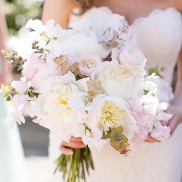 Four Day Bridal Flowers