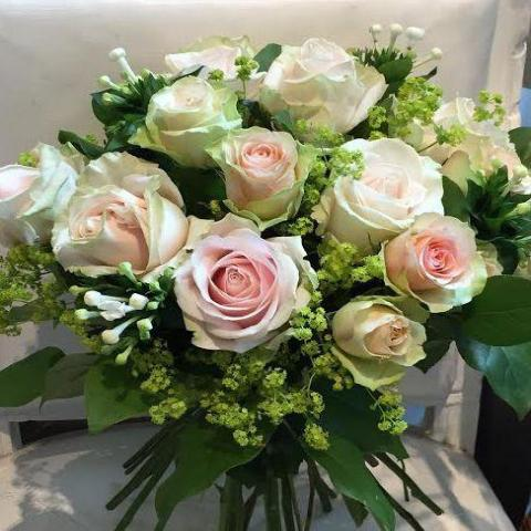 The Pink Blush Bouquet