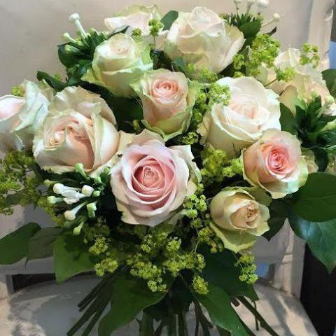 Hand Tied Bouquets and Posies Day Course - 11th September