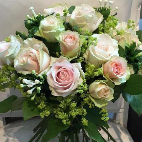 Hand Tied Bouquet Evening Course 9th October