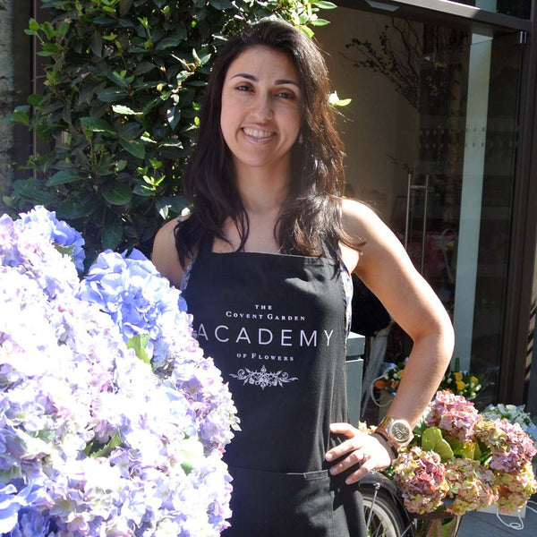 Academy of Flowers Signature Apron