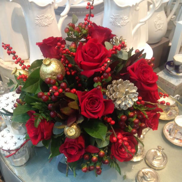 The Festive Bouquet