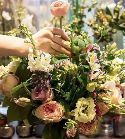 Hand Tied Bouquets and Posies Day Course 27th July