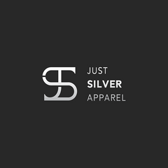 Just Silver Apparel Logo