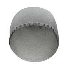 Load image into Gallery viewer, Just Silver Apparel - Deluxe 12% Silver Medical Beanie Hat - Grey
