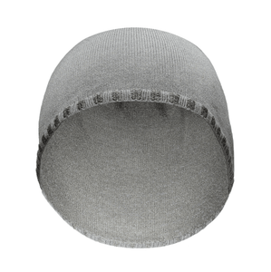 Just Silver Apparel - Deluxe 12% Silver Medical Beanie Hat - Grey
