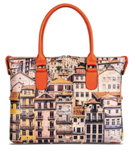 "Load image into Gallery viewer, Hand Bag ""O Porto"""