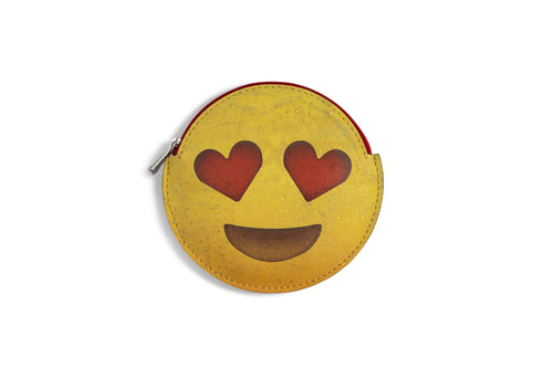 Cork Emoji Purse