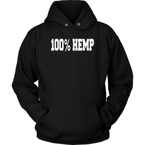 100% Hemp Hoodie Sweatshirt South Farm