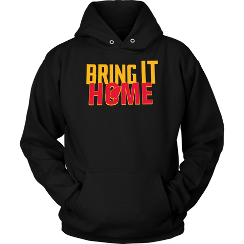 Bring It Home Hoodie Sweatshirt Kansas City